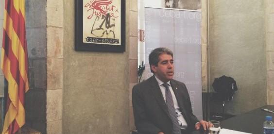 Conseller Homs a Deba-t.org